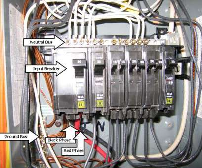electrical distribution panel wiring diagram FTLS, Electrical Distribution Electrical Distribution Panel Wiring Diagram Simple FTLS, Electrical Distribution Pictures
