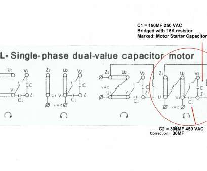 electrical motor wiring diagram nice 115, volt motor wiring diagram  fresh century electric motors 1