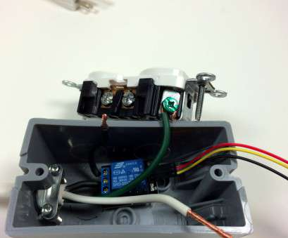 electrical outlet ground connection Turn, Appliance into a Smart Device with an Arduino Controlled Electrical Outlet Ground Connection Cleaver Turn, Appliance Into A Smart Device With An Arduino Controlled Ideas