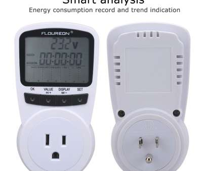 electrical outlet installation calculator Details about US Plug Power Meter Energy Monitor, Electricity Consumption Usage Calculator Electrical Outlet Installation Calculator Simple Details About US Plug Power Meter Energy Monitor, Electricity Consumption Usage Calculator Collections