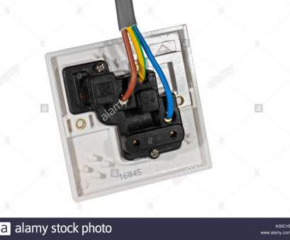 electrical outlet switch connection A 250v, Electrical Socket Outlet viewed from behind showing wiring isolated on a white background Electrical Outlet Switch Connection Best A 250V, Electrical Socket Outlet Viewed From Behind Showing Wiring Isolated On A White Background Solutions