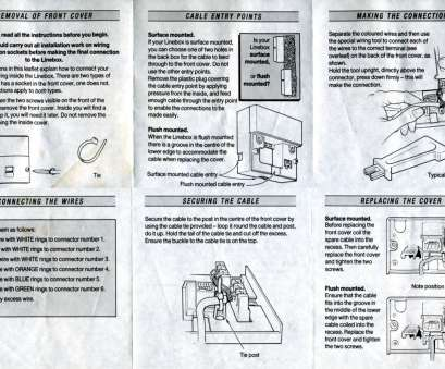 electrical outlet wiring 6 wires nice nte5 linebox wiring instructions  collections