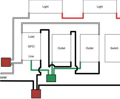 13 new electrical outlet wiring gfci solutions tone tastic