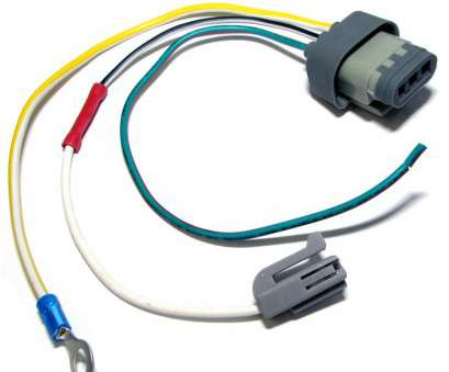 electrical outlet wiring pigtail part 925606 ford wiring plug combo, 3g  series alternators, rh