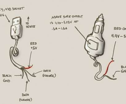 electrical outlet wiring polarity How To Make A Quick, Dirty Emergency USB-To-Cigarette Lighter Socket Electrical Outlet Wiring Polarity Best How To Make A Quick, Dirty Emergency USB-To-Cigarette Lighter Socket Images