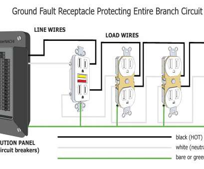 electrical outlet wiring problems arc fault receptacle wiring diagram wiring diagram data u2022 rh arvaanco co, Fault Circuit Wiring afci outlet wiring diagram Electrical Outlet Wiring Problems Most Arc Fault Receptacle Wiring Diagram Wiring Diagram Data U2022 Rh Arvaanco Co, Fault Circuit Wiring Afci Outlet Wiring Diagram Pictures