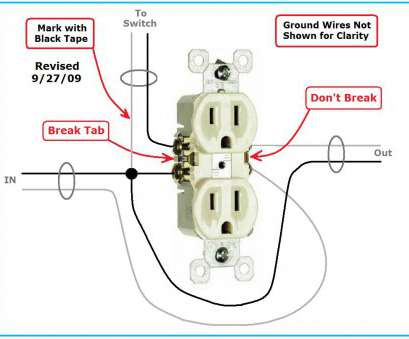 electrical outlet wiring problems Switched Receptacle Wiring Problem., Electrical -, Chatroom Electrical Outlet Wiring Problems Simple Switched Receptacle Wiring Problem., Electrical -, Chatroom Collections