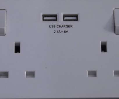 electrical outlet with usb wiring How to install a, wall socket 8 Fantastic Electrical Outlet With, Wiring Galleries