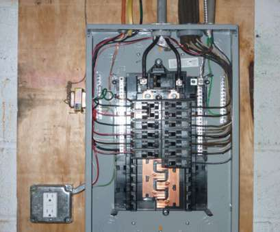 9 Professional Electrical Panel Install Cost Photos