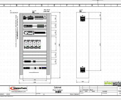 electrical panel wiring drawing 2d Cabinet Layout Elecworks 11 Electrical Panel Wiring Diagram Software Free Download 2 Electrical Panel Wiring Drawing Cleaver 2D Cabinet Layout Elecworks 11 Electrical Panel Wiring Diagram Software Free Download 2 Solutions