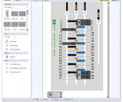 Electrical Panel Wiring Simulation Software Simple