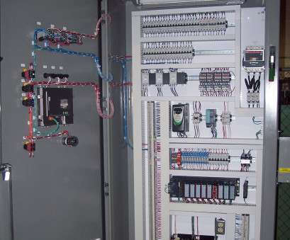 20 Professional Electrical Panel Wiring Techniques Images