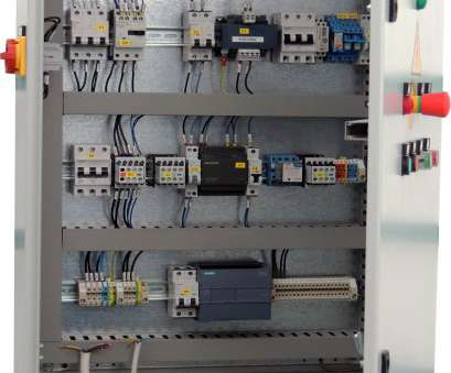 electrical panel wiring training TRAINING CONTROL CABINET (S7-1200, 1214C) SIEMENS, ASTI Automation Electrical Panel Wiring Training Popular TRAINING CONTROL CABINET (S7-1200, 1214C) SIEMENS, ASTI Automation Images