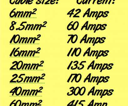 electrical power cable size calculator How, Connect, batteries in parallel, Part 2, Caravan Electrical Power Cable Size Calculator Fantastic How, Connect, Batteries In Parallel, Part 2, Caravan Photos