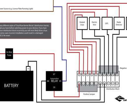 electrical relay wiring diagram Motorcycle Power Relay, Distribution Block, Canyon Chasers Electrical Relay Wiring Diagram Top Motorcycle Power Relay, Distribution Block, Canyon Chasers Photos