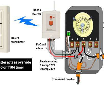 electrical timer wiring diagram How to wire WH40 water heater timer: Electrical Timer Wiring Diagram Simple How To Wire WH40 Water Heater Timer: Pictures