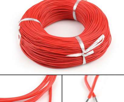 electrical wire cable types Elegant 5m Flexible Stranded Silicone Rubber Wire Cable 18awg Gauge Od 2, Types Of Electrical Electrical Wire Cable Types Most Elegant 5M Flexible Stranded Silicone Rubber Wire Cable 18Awg Gauge Od 2, Types Of Electrical Images