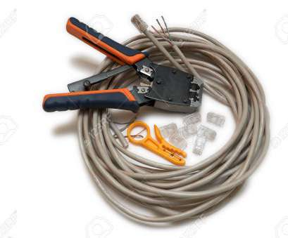 electrical wire cable types Stock Photo, Twisted pair type of cable connection, is, or more pairs of insulated wires twisted together Electrical Wire Cable Types Professional Stock Photo, Twisted Pair Type Of Cable Connection, Is, Or More Pairs Of Insulated Wires Twisted Together Collections