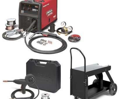 electrical wire cart Lincoln Power, 180C, Welder Pkg. with Deluxe Cart K520, Spool, (K2473-2) Electrical Wire Cart New Lincoln Power, 180C, Welder Pkg. With Deluxe Cart K520, Spool, (K2473-2) Collections