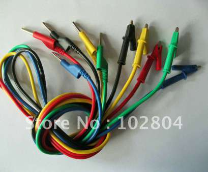 electrical wire colors red black green 5, 5 Colors Banana Plug to Alligator Silicone Cable High Voltage, & Black & Green & Yellow & Blue-in Connectors from Lights & Lighting on Electrical Wire Colors, Black Green Simple 5, 5 Colors Banana Plug To Alligator Silicone Cable High Voltage, & Black & Green & Yellow & Blue-In Connectors From Lights & Lighting On Pictures
