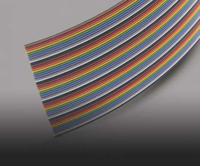 electrical wire colors germany new gore® color-coded, ribbon cables,  gore photos