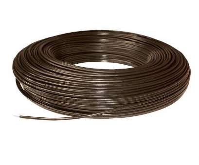 electrical wire colours ireland PolyPlus 1320, 12.5-Gauge Brown Safety Coated High Tensile Horse Fence Wire Electrical Wire Colours Ireland Best PolyPlus 1320, 12.5-Gauge Brown Safety Coated High Tensile Horse Fence Wire Galleries