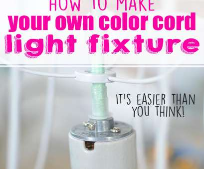electrical wire colours lights How to make your, color cord light fixture., totally obsessed with Electrical Wire Colours Lights Practical How To Make Your, Color Cord Light Fixture., Totally Obsessed With Collections
