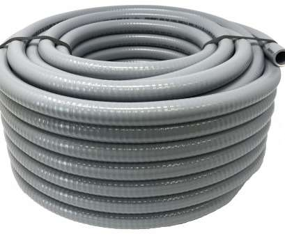 Electrical Wire Conduit Types Best Sealproof 1/2-Inch Flexible Non-Metallic Liquid-Tight Electrical Conduit Type Photos