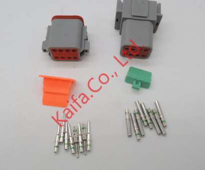 electrical wire connectors kit 14 GA,1 sets, Deutsch DT, 4, 12, Waterproof Electrical Wire Connector plug, Engine/Gearbox waterproof electric-in Connectors from Electrical Wire Connectors Kit Practical 14 GA,1 Sets, Deutsch DT, 4, 12, Waterproof Electrical Wire Connector Plug, Engine/Gearbox Waterproof Electric-In Connectors From Galleries