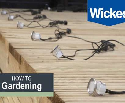 electrical wire connectors wickes How to Install Deck Lighting with Wickes Electrical Wire Connectors Wickes Popular How To Install Deck Lighting With Wickes Solutions