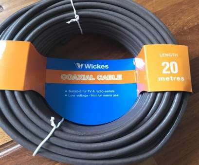 electrical wire connectors wickes Wickes Coaxial Cable 20 Metres, in Barwell, Leicestershire, Gumtree Electrical Wire Connectors Wickes Top Wickes Coaxial Cable 20 Metres, In Barwell, Leicestershire, Gumtree Solutions