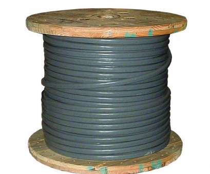 electrical wire copper vs aluminum 500, 6-6-6 Gray Stranded AL, Cable Electrical Wire Copper Vs Aluminum Most 500, 6-6-6 Gray Stranded AL, Cable Photos
