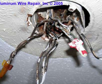 electrical wire copper vs aluminum Burned Purple Wirenuts Found in, Field, Aluminum Wire Repair, Inc Electrical Wire Copper Vs Aluminum Most Burned Purple Wirenuts Found In, Field, Aluminum Wire Repair, Inc Images