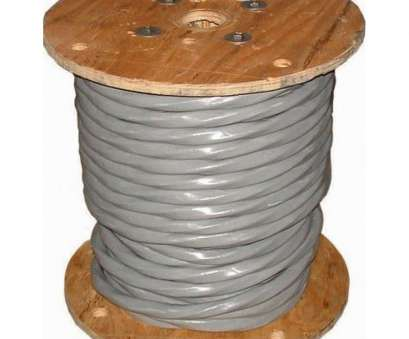electrical wire copper vs aluminum Shop Southwire 4/0-4/0-4/0-2/0 Aluminum, Service Entrance Cable Electrical Wire Copper Vs Aluminum Perfect Shop Southwire 4/0-4/0-4/0-2/0 Aluminum, Service Entrance Cable Images