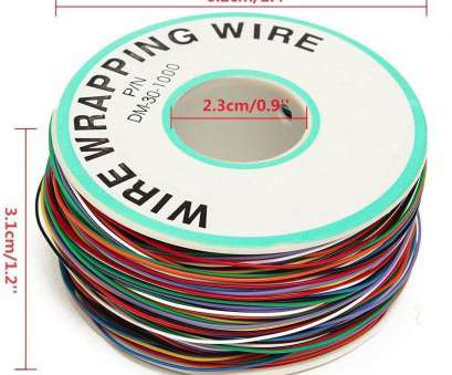 electrical wire gauge colors 2018, B 30 1000 200m 30awg 8 Wire Colored Insulation Test Wrapping Cable From Xiaoliangwang2018, $14.07, Dhgate.Com Electrical Wire Gauge Colors Nice 2018, B 30 1000 200M 30Awg 8 Wire Colored Insulation Test Wrapping Cable From Xiaoliangwang2018, $14.07, Dhgate.Com Pictures