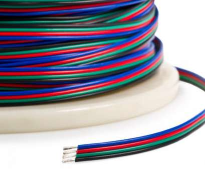 electrical wire red green black 20 Gauge AWG, 4 Strand Wire : 2JVT0, Fandango Lighthouse Electrical Wire, Green Black Brilliant 20 Gauge AWG, 4 Strand Wire : 2JVT0, Fandango Lighthouse Pictures