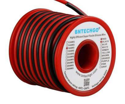 electrical wire red green black BNTECHGO 16 Gauge Silicone Wire Spool 50 feet Ultra Flexible High Temp, deg C 600V 16, Silicone Wire, Strands of Tinned Copper Wire 25 ft Black and Electrical Wire, Green Black Nice BNTECHGO 16 Gauge Silicone Wire Spool 50 Feet Ultra Flexible High Temp, Deg C 600V 16, Silicone Wire, Strands Of Tinned Copper Wire 25 Ft Black And Photos
