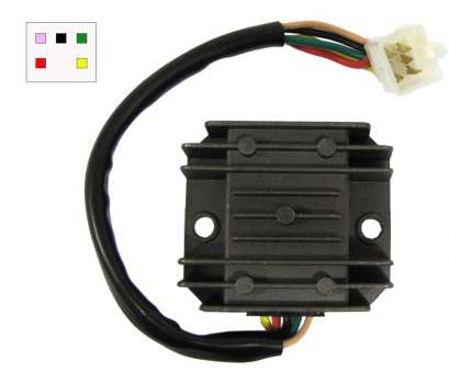 electrical wire red green black Details about Regulator/Rectifier 5 Wire Green,Red,Pink,Yellow,Black(Male (Each) Electrical Wire, Green Black Popular Details About Regulator/Rectifier 5 Wire Green,Red,Pink,Yellow,Black(Male (Each) Pictures