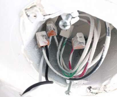 electrical wire red green black Wiring a ceiling, with black, white, red, green in ceiling box Electrical Wire, Green Black New Wiring A Ceiling, With Black, White, Red, Green In Ceiling Box Images