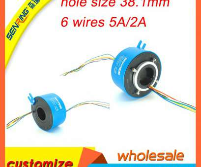electrical wire hole size Electrical slip ring industrial used 6 signal wires/2A of through bore 38.1mm slip ring SENRING-in Cables from Consumer Electronics on Aliexpress.com Electrical Wire Hole Size Top Electrical Slip Ring Industrial Used 6 Signal Wires/2A Of Through Bore 38.1Mm Slip Ring SENRING-In Cables From Consumer Electronics On Aliexpress.Com Ideas