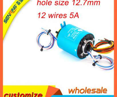 electrical wire hole size Homemade electrical slip ring rotaring connector 12 circuits/wires Electrical Wire Hole Size Brilliant Homemade Electrical Slip Ring Rotaring Connector 12 Circuits/Wires Collections