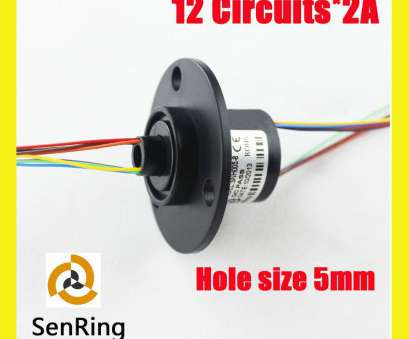 electrical wire hole size Senring through hole mini hole size, 12 circuits/wires contact of capsule slip ring with flange Electrical Wire Hole Size Simple Senring Through Hole Mini Hole Size, 12 Circuits/Wires Contact Of Capsule Slip Ring With Flange Photos