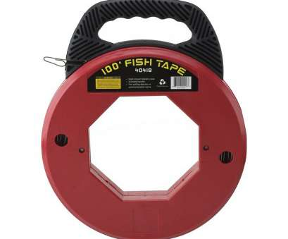 electrical wire puller High Strength Flexible Steel Electrical Fish Tape/Wire Puller -, Feet Electrical Wire Puller Best High Strength Flexible Steel Electrical Fish Tape/Wire Puller -, Feet Images