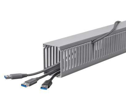 electrical wire raceway Monoprice Open Slot Wiring Raceway Duct with Cover, 6 Feet Long-Large-Image Electrical Wire Raceway Brilliant Monoprice Open Slot Wiring Raceway Duct With Cover, 6 Feet Long-Large-Image Images