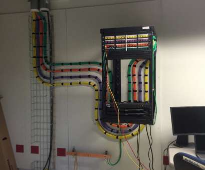 electrical wire rack system Beautiful, cabling into a rack. Colorful, yellow, orange, purple,, green Electrical Wire Rack System Practical Beautiful, Cabling Into A Rack. Colorful, Yellow, Orange, Purple,, Green Collections