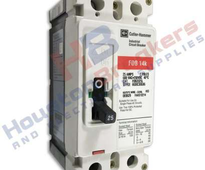 electrical wire size 40 amps Cutler-Hammer FDB2150 2 Pole Circuit Breaker, Houston Breakers, Electrical Supplies Electrical Wire Size 40 Amps New Cutler-Hammer FDB2150 2 Pole Circuit Breaker, Houston Breakers, Electrical Supplies Ideas