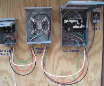 electrical wire box size Installing AC Wiring Electrical Wire, Size Simple Installing AC Wiring Solutions
