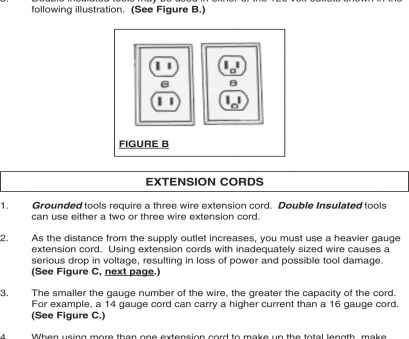 electrical wire size and uses Page 7 of 12, Chicago-Electric Chicago-Electric-93035-Users Electrical Wire Size, Uses Professional Page 7 Of 12, Chicago-Electric Chicago-Electric-93035-Users Solutions