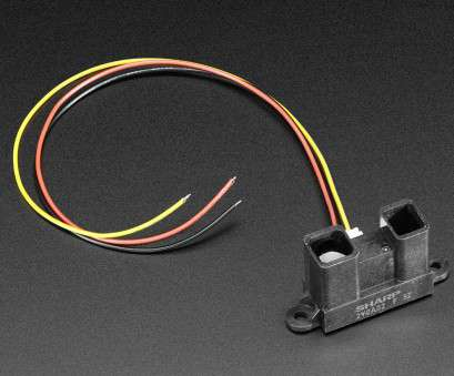 electrical wire size vs distance IR distance sensor includes cable (20cm-150cm) [GP2Y0A02YK] ID Electrical Wire Size Vs Distance Popular IR Distance Sensor Includes Cable (20Cm-150Cm) [GP2Y0A02YK] ID Photos