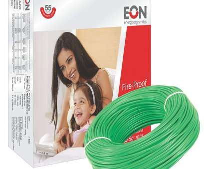 electrical wire size and weight Eon Fire Proof FR-PVC Insulated 90 Meter Electric Wire: Amazon.in: Electronics Electrical Wire Size, Weight Fantastic Eon Fire Proof FR-PVC Insulated 90 Meter Electric Wire: Amazon.In: Electronics Images